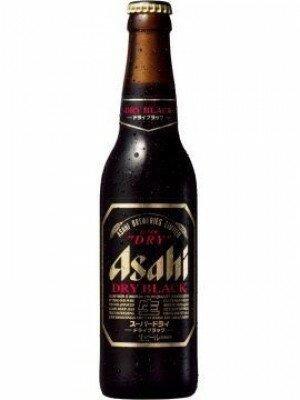 Asahi Black 341ml CTN (24)