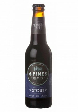 4 Pines Stout 330mL CTN