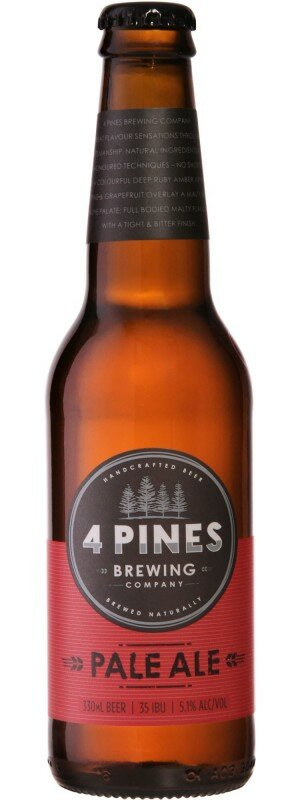 4 Pines Pale Ale 330mL CTN