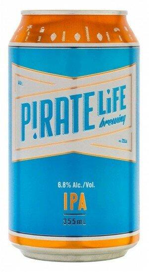 Pirate Life IPA 355mL CAN CTN