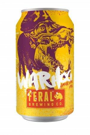 Feral War Hog 375mL CAN CTN