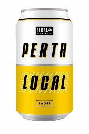 Feral Perth Local 375mL CAN CTN