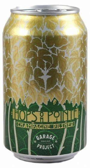 Garage Project Hops on Pointe 330mL CAN CTN