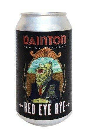 Dainton Red Eye Rye 355mL CAN CTN