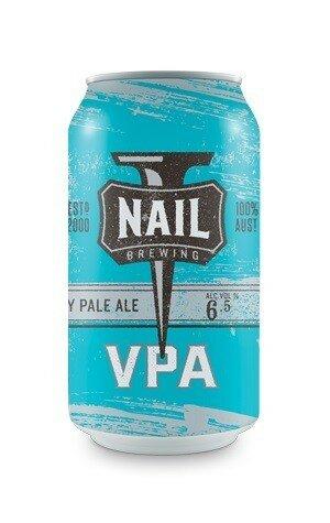 Nail VPA 375mL CAN CTN(16)