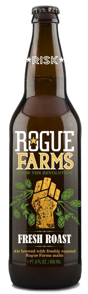 Rogue Fresh Roast 650ml CTN