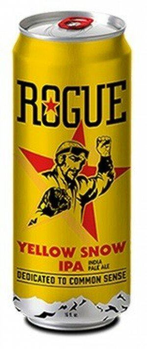 Rogue Yellow Snow IPA 473mL CAN CTN